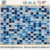 2017 neue Ankunfts-Quadrat-Mosaiken, die Glas schmelzen, deckt Badezimmer-Küche-Wand-Fliese mit Ziegeln