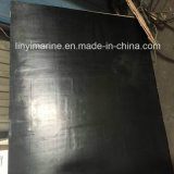 Le contre-plaqué Shuttering noir de peuplier/a fait face au contre-plaqué pour la construction