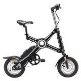 [ليثيوم بتّري] كهربائيّة درّاجة كثّ مكشوف محرّك [350و] واط اثنان عجلة جيب مصغّرة يطوي درّاجة كهربائيّة