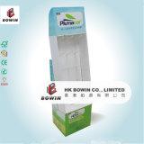 Papel de diseño profesional de bajo precio de alta calidad Supermercado de envío Estante de papel promocional
