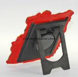 熱い昇進磁気額縁PVC挿入写真フレームの磁気写真フレーム
