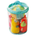 Мягкая игрушка плюша шарика боулинга ткани