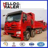 Chinesischer Kipper-LKW-Verkauf des 6X4 Lastkraftwagen- mit Kippvorrichtung30ton HOWO