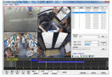 GPSの位置記録H. 264 HD 1080P手段のビデオ録画が付いている高品質車のカメラシステム