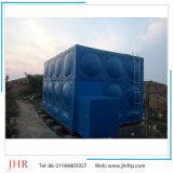 Изготовление цистерны с водой SMC FRP GRP