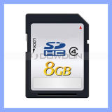8GB 4MB/S Class 4 MP3/DVR/PC Data Storage Sd Memory Card