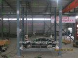 Plataforma hidráulica do elevador do carro de 4 colunas para a venda