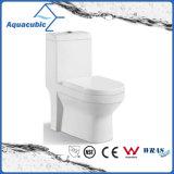Туалет цельного шкафа Siphonic ванной комнаты керамический (AT8005)