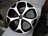 차를 위한 알루미늄 RS5 합금 바퀴