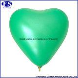 ハート形の乳液の気球のヘリウムの気球2017年