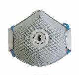 弁Ffp1のセリウムの証明書が付いているグリーンベルトの綿の塵マスク