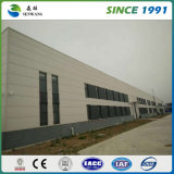 Los edificios prefabricados del almacén prefabricaron el almacén de la estructura de acero