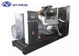 タイプを150kwの無声ディーゼル発電機、165kw静かなスタンバイの発電機開きなさい