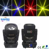 LED 4*25Wの極度のビーム移動ヘッドライト