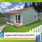 Jdcc-Light Steel Prefab Huis