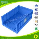 Caixa movente Stackable plástica logística para Nissan