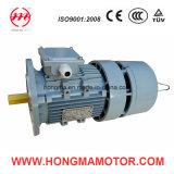Moteur électrique triphasé 400-4-400 de frein magnétique de Hmej (AC) électro