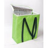 Saco personalizado do algodão da lona da qualidade superior, saco de Tote feito sob encomenda do algodão, saco de compra Foldable do algodão