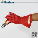 Het isoleren Handwear Gloves de Waterdichte Handschoenen van het Latex van de Bouw van de Isolatie