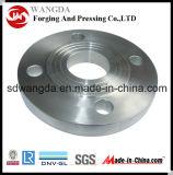 ANSI B16.5 Calss 150-600 flanges para a conexão de tubulação de aço