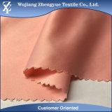 Tessuto semi con acuto impermeabile dell'indumento del raso del fronte del poliestere