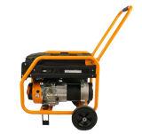 가정 전력 공급을%s 2kw AC 단일 위상 유형 휴대용 가솔린 발전기