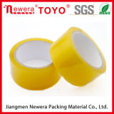 De oro ninguna cinta de empaquetado del embalaje de la cinta del rectángulo de papel de la burbuja para el lacre del cartón del embalaje del cartón