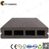 revestimento composto plástico de madeira projetado do Decking de 150*35mm alta qualidade oca (TW-K01)