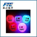 ほとんどの普及した安い価格のヘリウム生物分解性LEDの気球カスタマイズされる