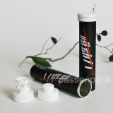 インスタントコーヒーのパッキングのための無光沢の黒いアルミニウム沸騰性の管