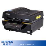 Machine de transfert de presse à chaleur à sublimation à vide vide à la marque