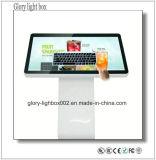 실내 상업적인 잘 고정된 LCD 매체 전시