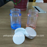 botella cosmética de empaquetado cosmética de la botella de acrílico 60ml