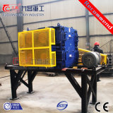 O melhor triturador de rolo de China quatro para o esmagamento de pedra