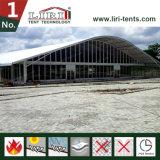 grande tenda della tenda foranea dell'arco di 40X100m per il centro di evento