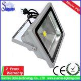 IP65는 50W Epistar 옥수수 속 LED 투광램프를 방수 처리한다