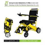 세륨을%s 가진 Foldable Lighweight Power Wheelchair, FDA Approval