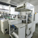 Machine d'emballage de film haute vitesse pour bouteilles