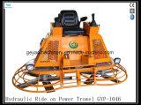 5 palas Ride hidráulico en la paleta 46 '' con Kohler CH940 34HP Gyp-1046