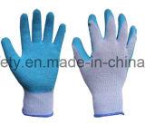 Gant de travail industriel avec revêtement de latex (LY3013) (CE APPROUVÉ)