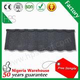Disegno variopinto del tetto di modo per le mattonelle di tetto rivestite della pietra della Camera in Nigeria