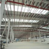 鉄骨構造の最もよい品質の前設計された貯蔵倉