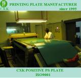 Плита PS офсетной печати для Gto 450X370 Kord 650X550