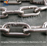 Qualité Stainless Steel Anchor Link Chain pour Lifting
