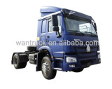 Sinotruk HOWO 4X2 371HPのトラクターのトラック