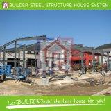 Пакгауз мастерской стальной структуры хорошего качества легкий собранный