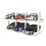 2つのポスト簡単な二階建て車の駐車上昇(DTPP606)