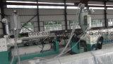 HDPE linha máquina 400mm da co-extrusão da tubulação de água de três camadas da produção