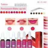 Permanente Verfassungs-Tinten-Tätowierung-Lippentinte