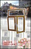 Bâti en verre d'aluminium de Winodws d'enduit de poudre